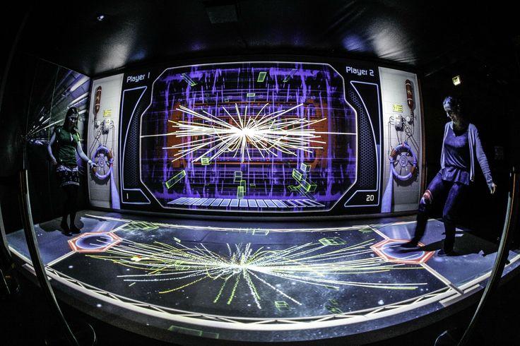 Tunel LHC / LHC tunnel