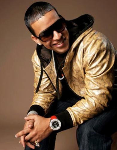 Daddy Yankee. under management with Lombardo.
