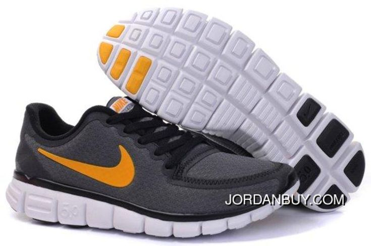 http://www.jordanbuy.com/clearance-2012-nike-free-run-50-v5-men-shoes-dark-grey-yellow-shoes.html CLEARANCE 2012 NIKE FREE RUN 5.0 V5 MEN SHOES DARK GREY YELLOW SHOES Only $85.00 , Free Shipping!
