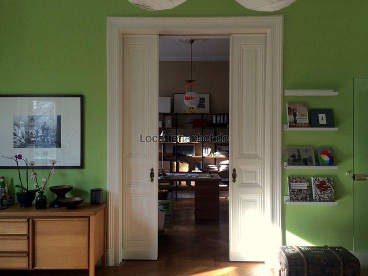 Grossbrgerliche Wohnung Im Klner Agnesviertel Ca 100 Jahre Alt Eichenparkett Hohe Decken