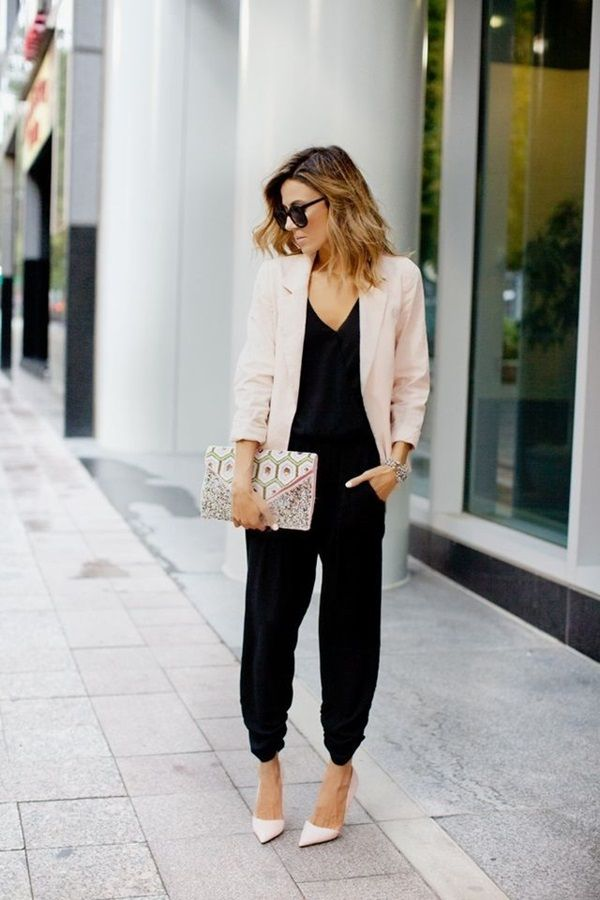 Winter Work Outfits for Women 24