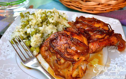 Курица в пряном маринаде | Кулинарные рецепты от «Едим дома!»