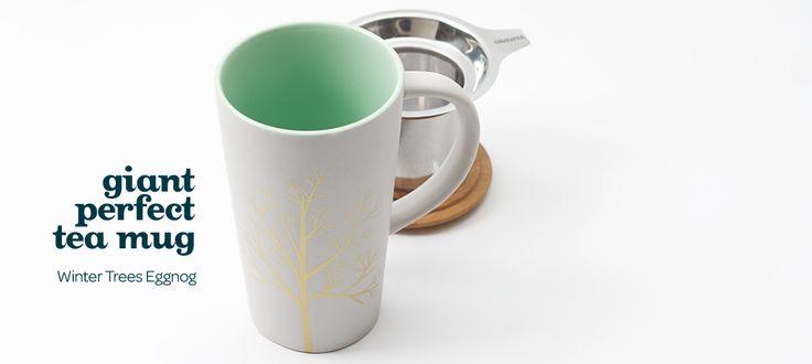 DavidsTea Giant Perfect Tea Mug $22.50