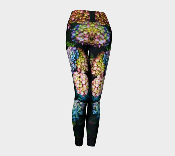 """Leggings+""""Bellissimi+Fiori""""+by+Mixed+Imagery"""