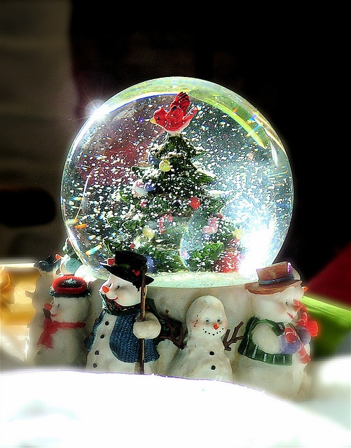 snow globe - charlie3engineer