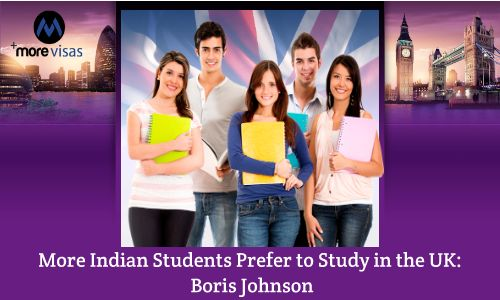 More Indian Students Prefer to Study in the UK: Boris Johnson. Read more... https://goo.gl/7Jov9P #MoreVisas #IndianStudents #StudyinUK  #UKStudentVisa #StudentVisa #StudyUK #VisaInformationhttps://www.morevisas.com/immigration-news-article/more-indian-students-prefer-to-study-in-the-uk-boris-johnson/5290/