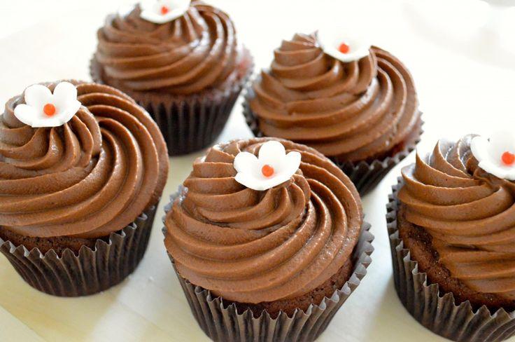 Cupcake Vegano al Cioccolato
