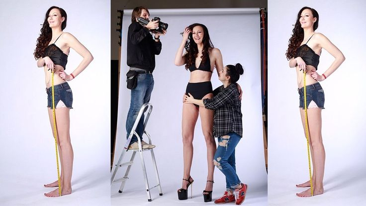 World's longest legs? #Lifestyle #iNewsPhoto
