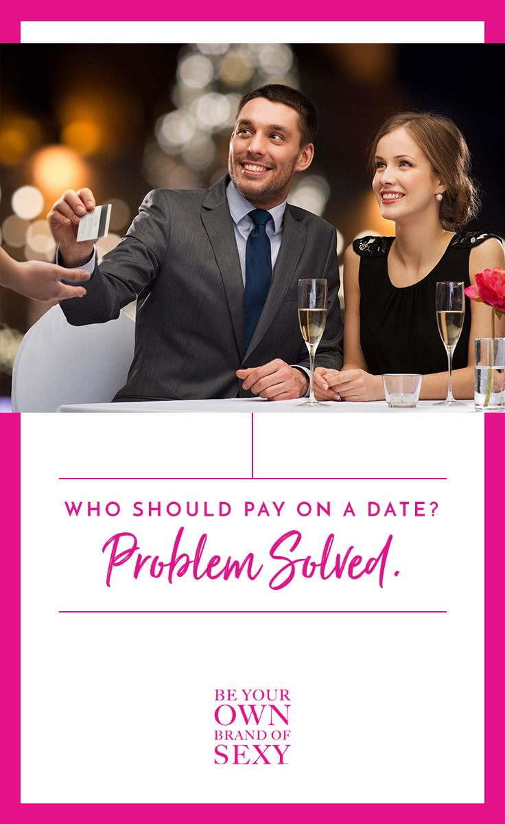 who should pay when dating