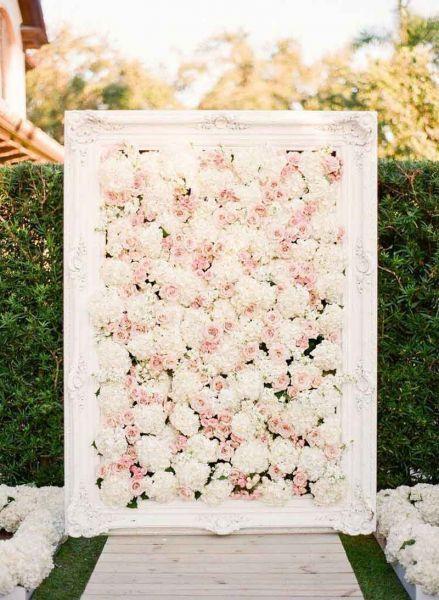 Jardim vertical em casamentos: Surpreenda a todos com o photobooth mais criativo! Image: 4