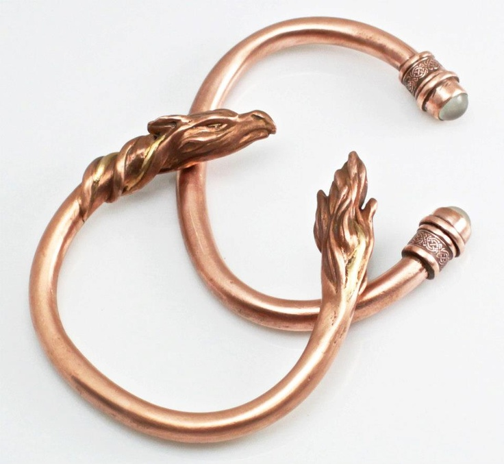 52 Best Images About Copper Tube Jewelry On Pinterest
