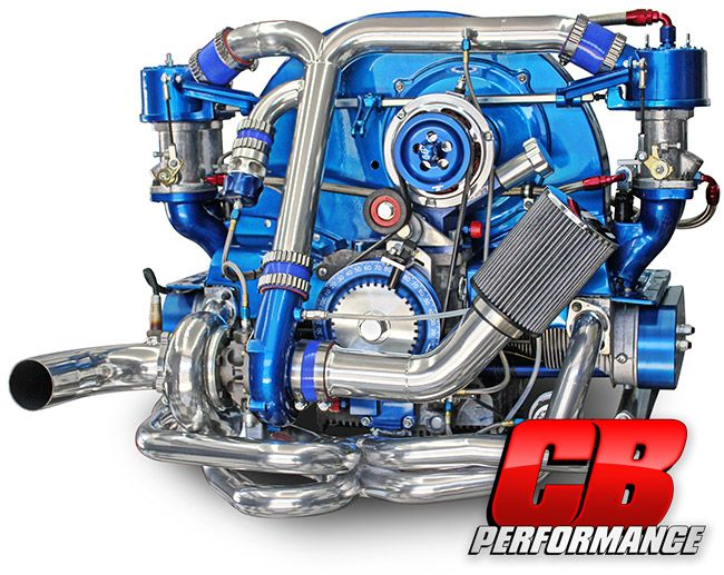 Turnkey Engines Custom Built By Pat Downs Of Cb Performance Beetle Vw Engine Cars Crate Motors