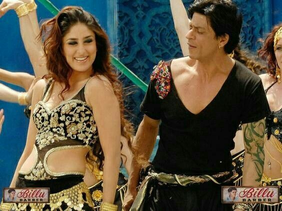 Marjani Marjani Oye kasmanu khaye marjani... Billu Barber movie with Kareena Kapoor