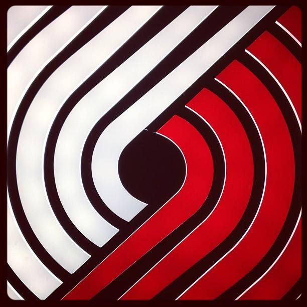 Blazers Team Logo: 1000+ Images About Logos On Pinterest