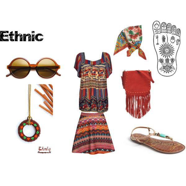 """""""Ethnic"""" by occhiondolo on #Polyvore"""