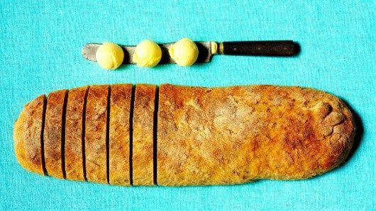 Как испечь хлеб без дрожжей