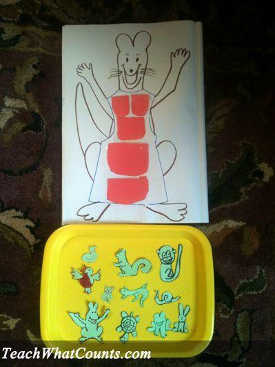 BFIAR- Katy No-Pocket toddler activities