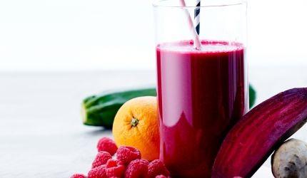 Opskrift på smoothie med rødbede og hindbær | I FORM