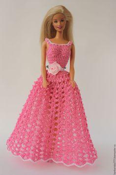 Купить или заказать Платье Зефирка в интернет-магазине на Ярмарке Мастеров. Очаровательное платье нежно розового цвета. Ажурная вязка юбки добавляет легкости и изящества.. Отделка бисером При желании можно дополнить шляпкой (+10…