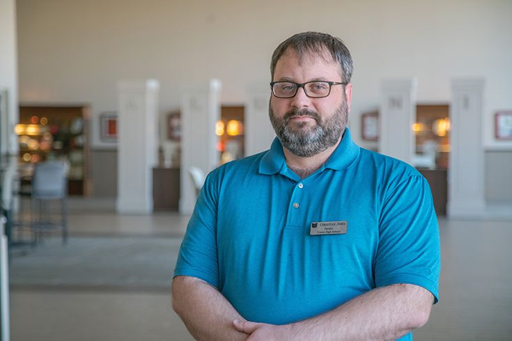 The National Speech and Debate Association recognizes the Union High School forensics director for his passion and dedication.