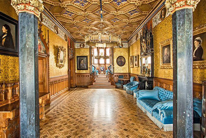 Startpage Burg Hohenzollern En Hohenzollern Castle Castles Interior Germany Castles