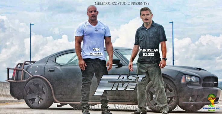 Fast five edisi jerman