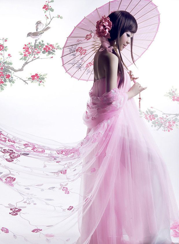 chinese inspiration for wedding dress