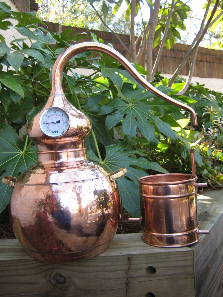 2.5 Gallon Copper Moonshine Still for Sale. Free Shipping & No Sales Tax! Learn more from our high-res pictures & detailed specs.