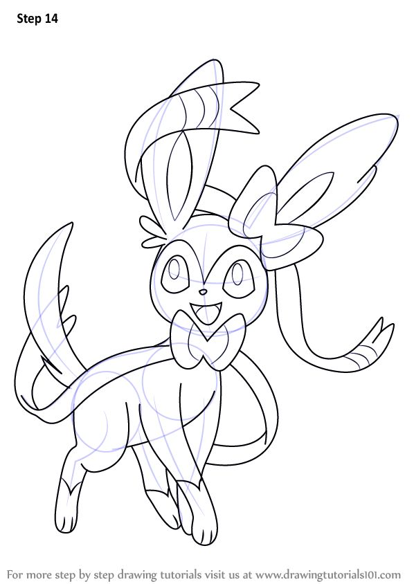 It is main character in Pokemon and is quadruped.