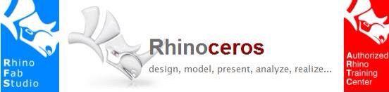 Valtuutettua Rhinoceros 3D-mallinnus koulutusta vuodesta  2003.
