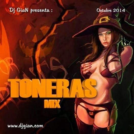 Pack Mix Tonero Octubre (Halloween) – Dj GiaN