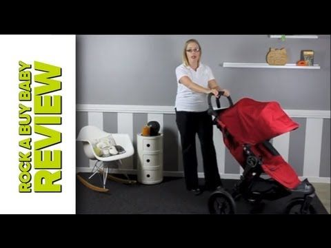 Click the image to watch our review on The Baby Jogger City Elite 2012, its an all terrain stroller offering modern luxury & comfort over multi terrain.  A quick rundown of the stroller.  The Elite is available as a single storller only and is Suitable from Birth up to a large 34kgs, has all wheel independent suspension & the baby jogger patented Quick-Fold Technology.  See more at www.rockabuybabyreviews.com.au