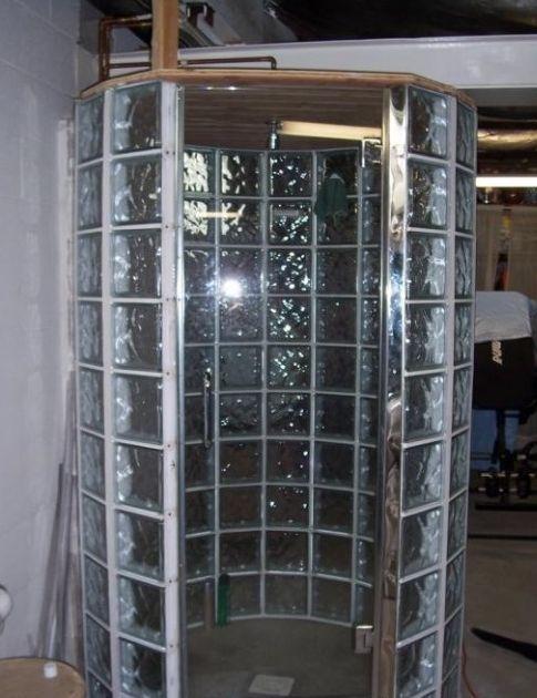 Shower Glass Furniture Bathtub Cabinet Models  ideas