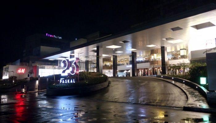 Mall Paskal 23 Bandung Mall Baru Di Kota Bandung
