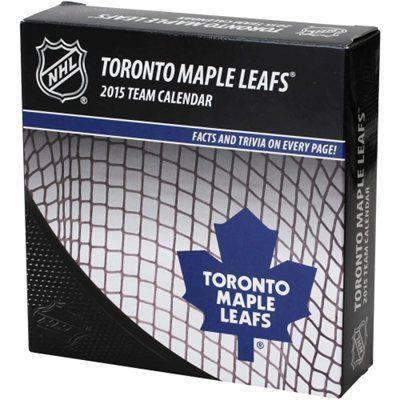 Toronto Maple Leafs 2015 Box Calendar