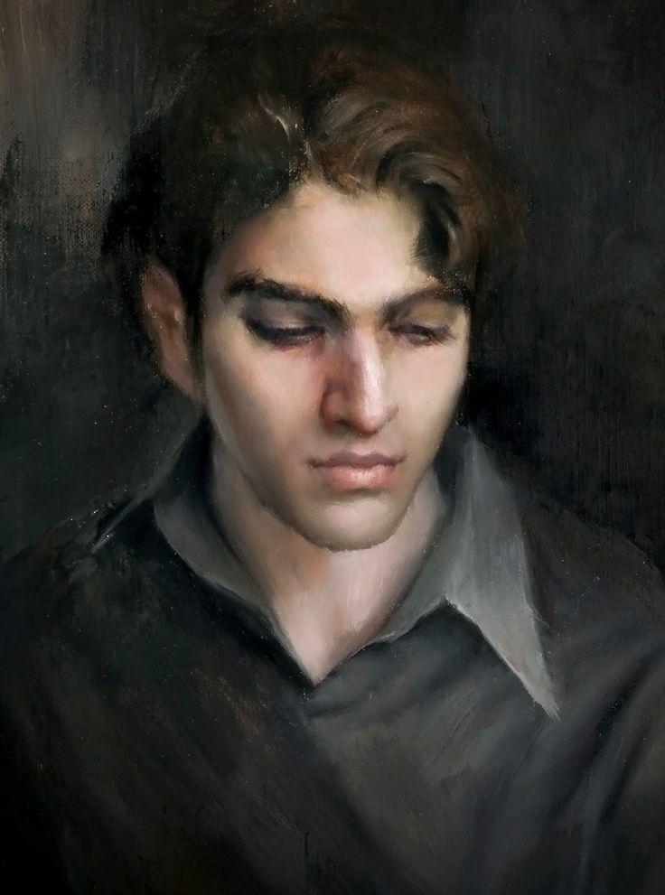 528 best RETRATOS images on Pinterest Portraits, Men portrait - küche in weiß