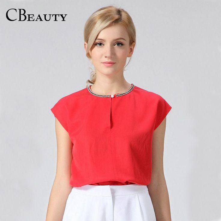 красная шелковая блузка - Пошук Google