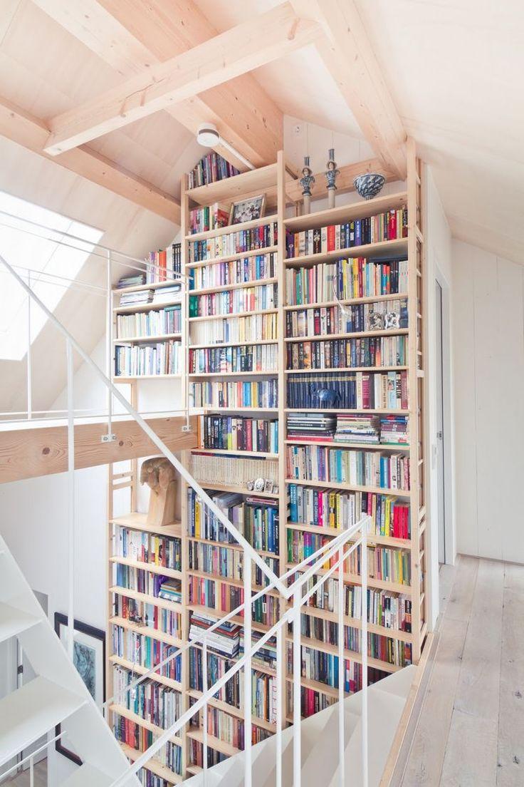1000 id es sur le th me ivar regal sur pinterest schreibtischplatte recami - Bibliotheque escalier ikea ...