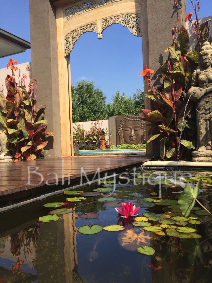 Bali Mystique Garden Melbourne | Bali Style Home & Garden | Pinterest
