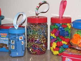 Sponsored: Recycled Storage Jars are great for small toys @Fellowes, Inc. #MC