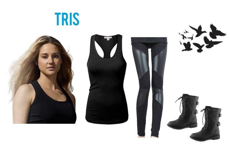 Tris Divergent Halloween Costume