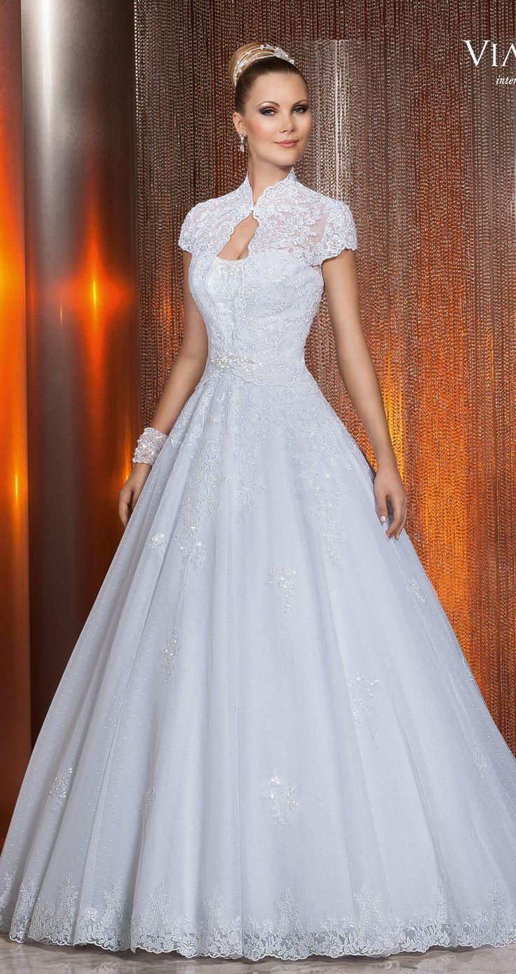 Hochzeitskleid von Via Spose