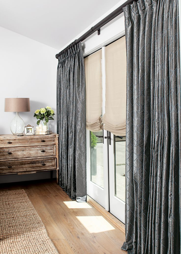 122 best ideas about fabric shades on pinterest best for Smith and noble natural woven shades