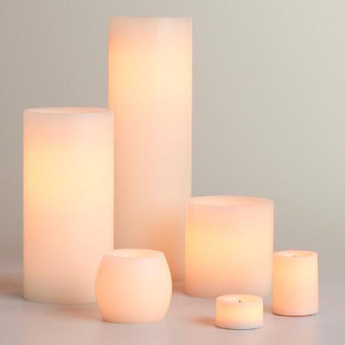 Flameless LED Candles | World Market