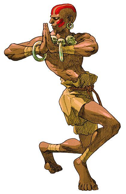 Gallery:Dhalsim - Capcom Database - Capcom Wiki, Marvel vs Capcom, Street Fighter, Darkstalkers and more