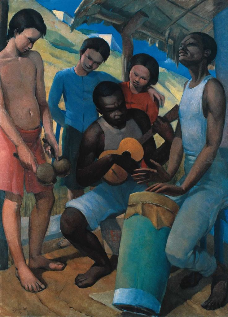 Tambores, 1946 Armando Barrios