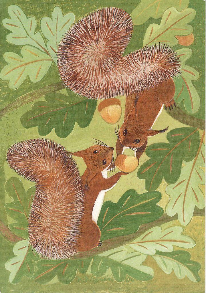 Oravia Illustration by Kikka Nyren