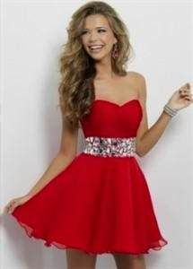 Cool red dresses for teenage girls 2017 Check more at http://fashionmyshop.com/review/red-dresses-for-teenage-girls-2017/