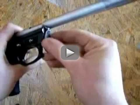 how to make a zip gun with a trigger