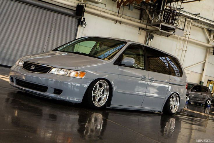 3rd Gen Odyssey >> DP Motorsport Cups on Bagged Honda Odyssey | Transport | Pinterest | Honda, Trucks and Honda odyssey